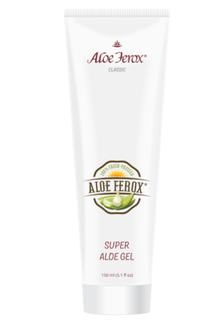 aloe ferox super aloe gel natural beauty care