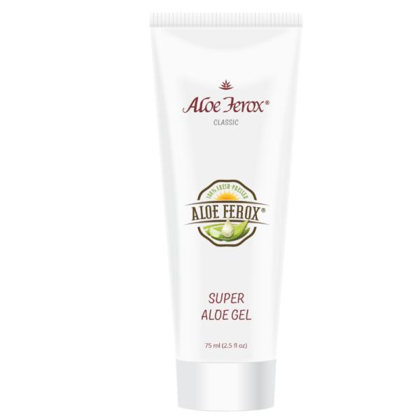 aloe ferox super aloe gel natural beauty care